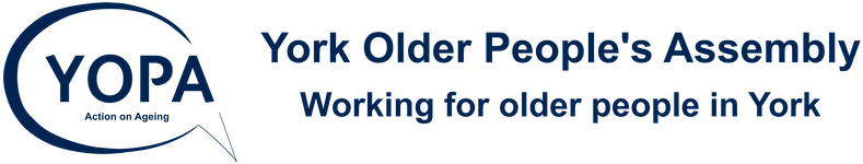 York Older People's Assembly Logo